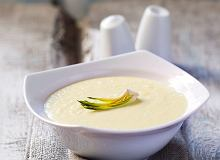 Zupa krem z chrzanu i jabłek - ugotuj