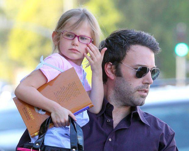 Ben Affleck i Violet