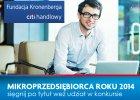 Konkurs na Mikroprzedsi�biorc� Roku 2014. Do wygrania spore pieni�dze