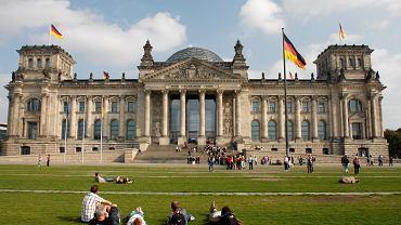 Gmach Bundestagu w Berlinie