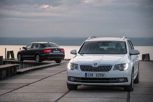 Nowa Skoda Superb od 78 550 z�
