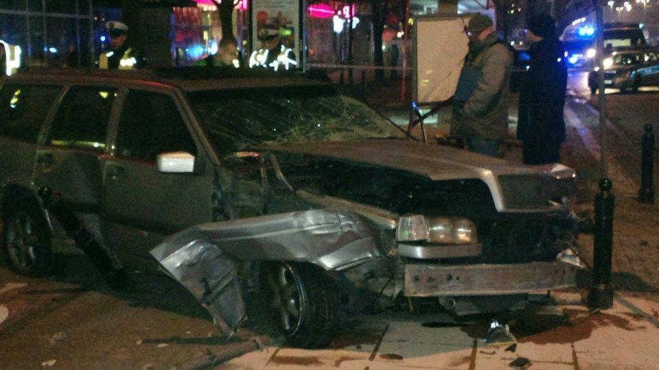 Po Tragicznym Wypadku Na Marszałkowskiej Kierowcy Grozi 12