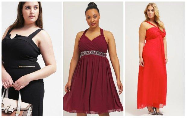 Sukienki na Sylwestra dla nosz�cych rozmiar 42+