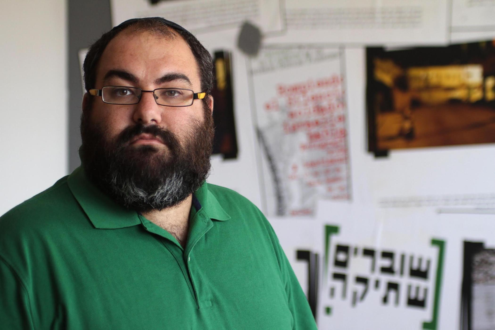 Jehuda Szaul (fot. archiwum prywatne)