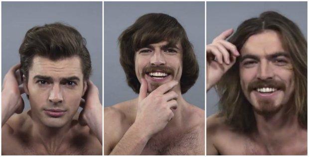 Elvis Presley, John Lennon czy Kurt Cobain? M�sk� mod� od zawsze kreowali muzycy!