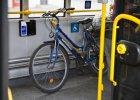 Kiedy przewozi� rowery komunikacj� miejsk�? ZTM: Poza szczytem i gdy boli g�owa