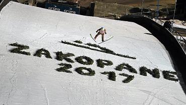 Puchar Świata w Zakopanem, konkurs indywidualny 22 stycznia 2017 roku