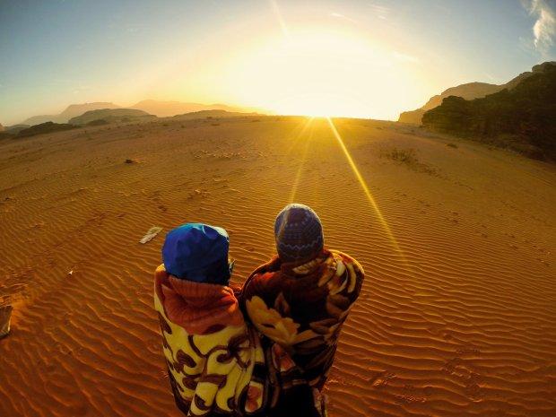 Izrael i Jordania: w krainie otoczonej pustyni�