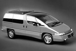 Pontiac Trans Sport | 25 lat futurystycznego minivana