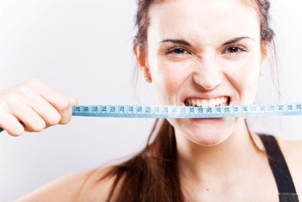 Bieganie, centymetr, dieta