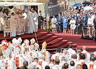 26.08.2017 , Częstochowa . Jasna Góra , członkowie PiS na mszy św. podczas obchodów 300-lecia koronacji obrazu Matki Bożej Częstochowskiej