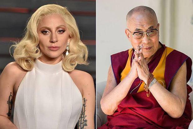 Zakaz wjazdu dla Lady Gagi do Chin. Artystka spotkała się z duchowym tybetańskim przywódcą, a całość rozmowy była transmitowana na Facebook'u.