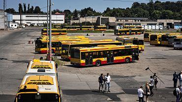 Zajezdnia autobusowa przy ul. Limanowskiego 147/149