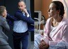 """K�amstwa, choroba i prawy sierpowy. Co si� wydarzy w najbli�szym odcinku """"M jak mi�o��""""?"""
