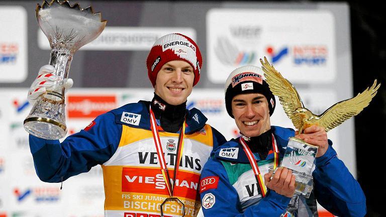 Michael Hayboeck i Stefan Kraft
