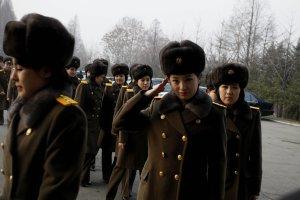 P�nocnokorea�ski dyktator wysy�a do Chin swoj� tajn� bro�