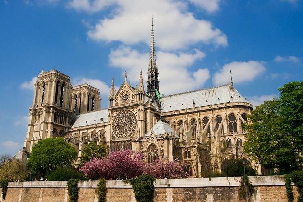 Katedra Notre Dame, Paryż - 13,650,000 odwiedzających rocznie. Katedra Notre Dame to arcydzieło gotyku zachwycające zdobieniami rzeźbionymi w kamieniu. Surowe wnętrze katedry wypełniają barwami piękne witraże, a dwupoziomowa kaplica jest świadectwem kunsztu średniowiecznych mistrzów.