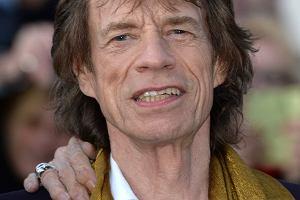Mick Jagger po raz ósmy został ojcem. Lider The Rolling Stones jest też pradziadkiem