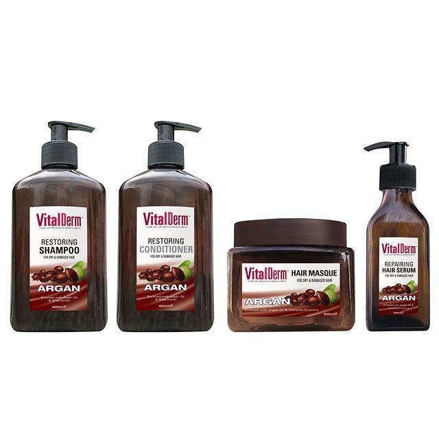 Vitalderm: kosmetyki z olejkiem arganowym