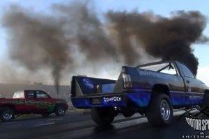 """""""Rolling coal"""": auta tych ameryka�skich kierowc�w dymi� na pot�g� - na z�o�� Obamie i ekologom"""