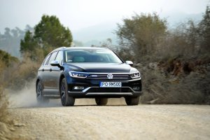 VW Passat Alltrack | Pierwsza jazda | Na ka�d� drog�