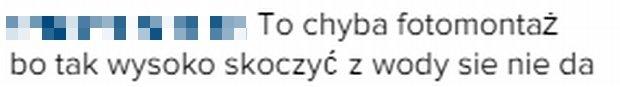 Komentarz fana Anny Lewandowskiej