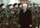 Znamy nowego prezydenta W�och. To 73-letni Sergio Mattarella
