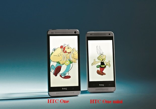 HTC One i One mini