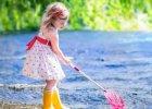 Konewki, taczki, siatki na motyle i inne: zabawki i gad�ety na wie� i do ogrodu