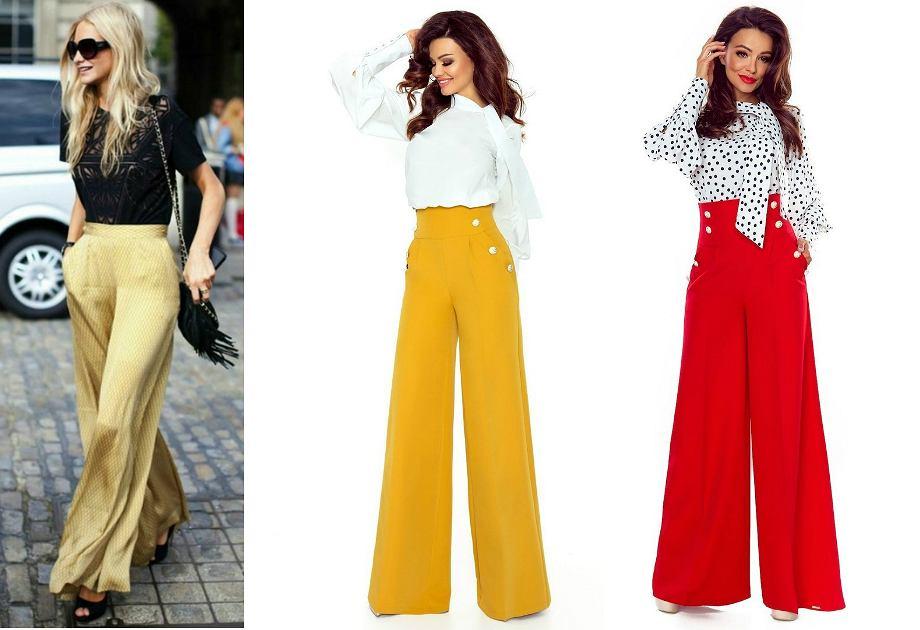 Eleganckie spodnie na lato
