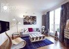 Stylowy paryski apartament