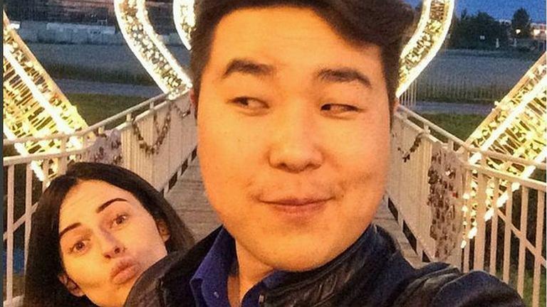 Bilguun Ariunbaatar i Izabela Liebert