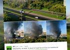 Rosja. Pożar na obrzeżach Moskwy. Nie żyje 16 osób