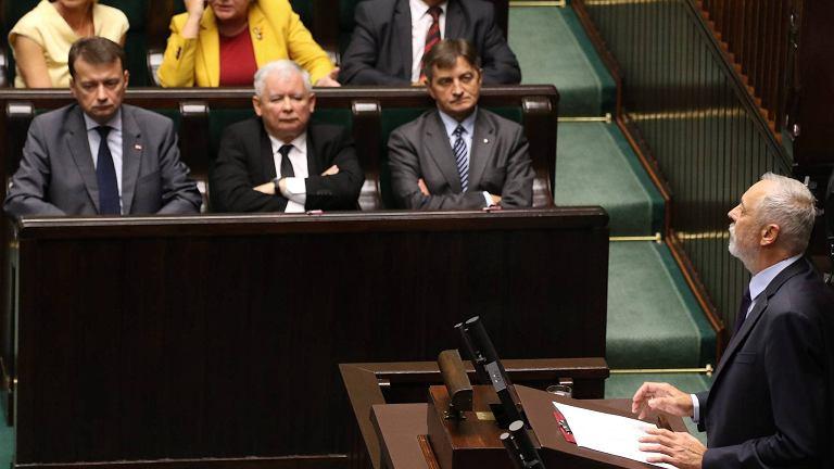 Rafał Grupiński w Sejmie
