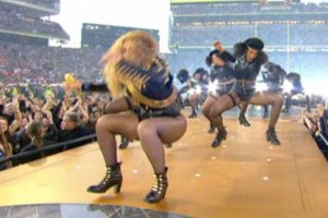 Beyonce na Super Bowl