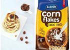 Kukurydza, prawdziwe kakao i naturalny miód - innowacyjne, pyszne płatki Corn Flakes Kakao i Miód  od Lubelli