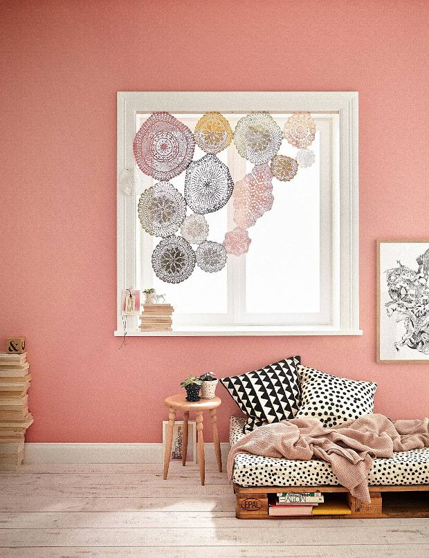 Pomysły na dekorację okna. Ubierz okno w dobrym stylu