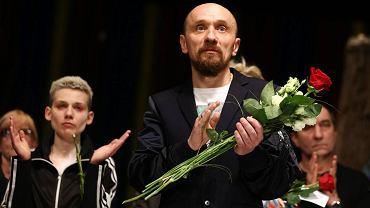 Jan Klata po premierze 'Wesela'