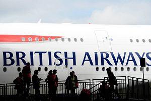 Pasażerowie British Airways już nie zjedzą za darmo podczas lotów po Europie