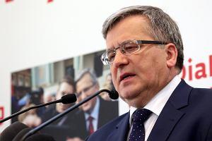 """Komorowski przedstawił nowy spot wyborczy: """"Chcemy Polski racjonalnej, a nie radykalnej"""""""