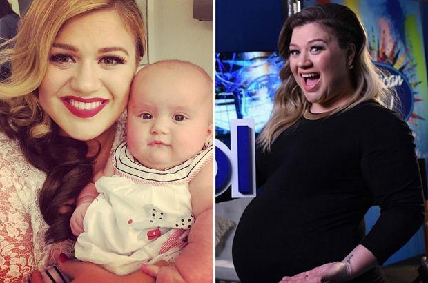 Kelly Clarkson źle zniosła dwie ciąże, dlatego podjęła bardzo kontrowersyjną decyzję: podwiązała sobie jajowody.