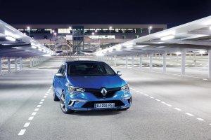 Salon Frankfurt 2015 | Nowe Renault Megane | Ma�y Talisman