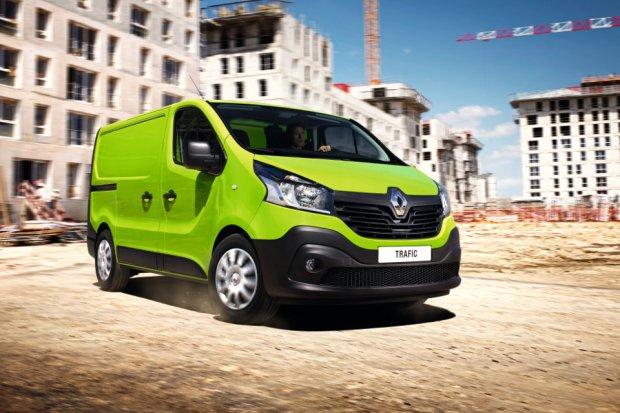 Nowe Renault Trafic | Ceny w Polsce