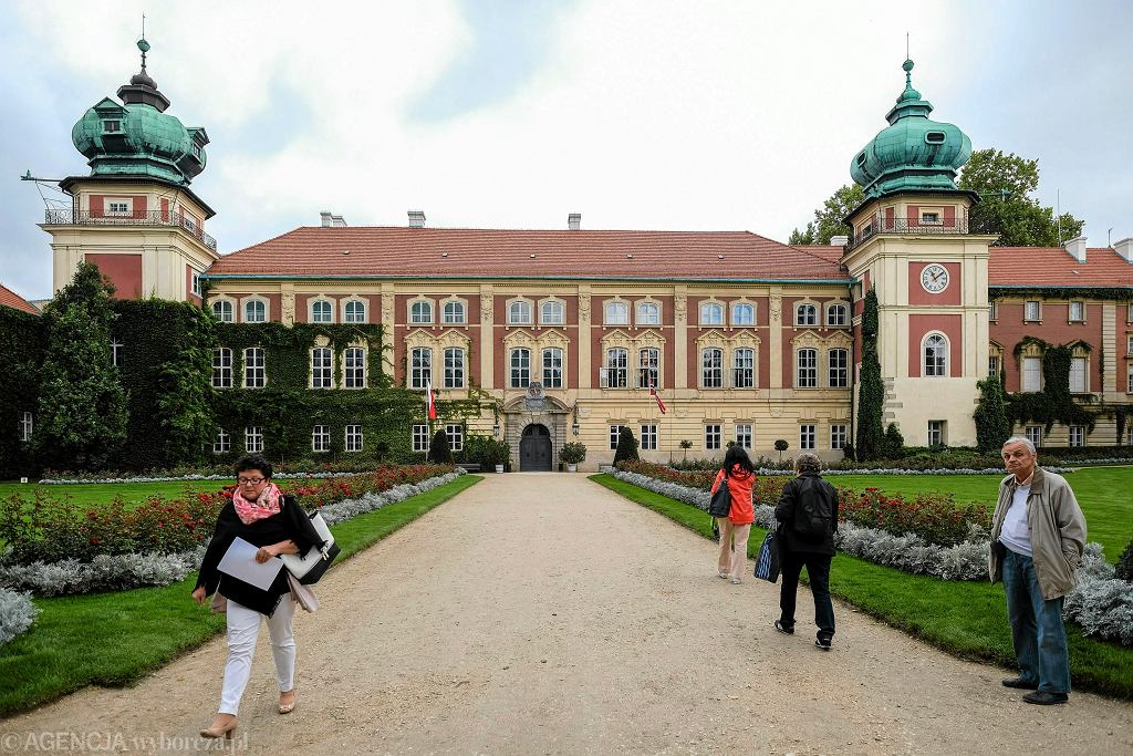Zamek w Łańcucie w pierwszy weekend października zwiedzimy o połowę taniej