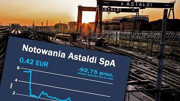 Astaldi nie zamierza rezygnować z inwestycji w Polsce - zapewnia GDDKiA