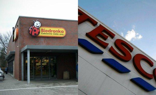 Wycofane produkty z Tesco i BIedronki