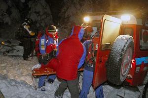 6-godzinna akcja ratunkowa GOPR. Uratowano 40-letniego turyst�