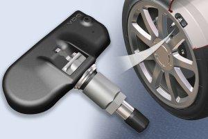 Czujniki ciśnienia w oponach