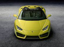 Salon Los Angeles 2016 | Lamborghini Huracan Spyder RWD | Na tył i bez dachu
