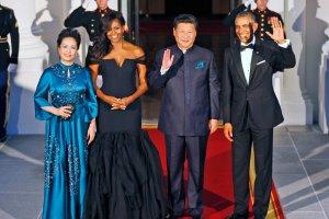 Chi�scy hakerzy nie b�d� ju� kra�� USA tajemnic handlowych. - To musi si� sko�czy� - obieca� przewodnicz�cy Xi prezydentowi Obamie.
